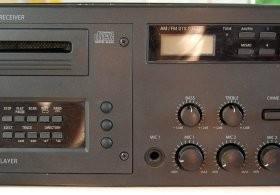 INTER-M ACR-120M