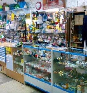 Готовый бизнес-магазин стройматериалов