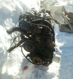 Двигатель 21074 инжектор