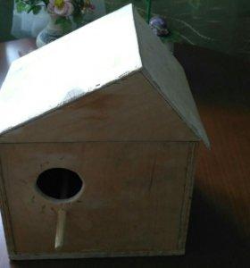 Гнездования домик
