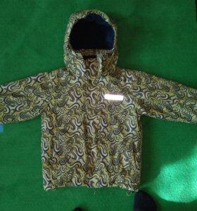 Горнолыжная куртка alpin pro