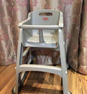 Стульчик детский Rubbermaid Sturdy Chair