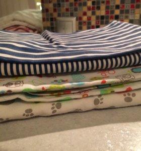 Комплекты постельного белья для ребёнка