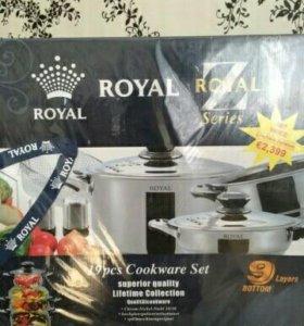 Набор посуды Royal 19 предметов