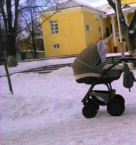 Детская коляска indigo