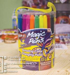 """фломастеры """"Magic Pens"""""""