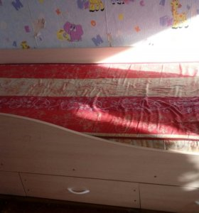 Поростковая кровать