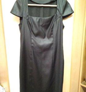 Платье черное и майка