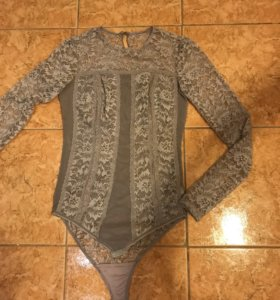 Боди-блузка VIVA la Donna новая
