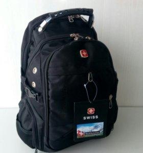 Рюкзаки SWISSGEAR8810 черный