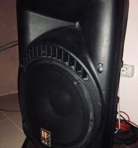 Активные акустические системы