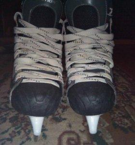 Коньки Хоккейные размер - 38