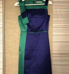 Платье атласное Karen Millen