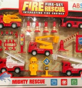 Пожарный набор