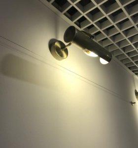 Лампа светильник 4 шт