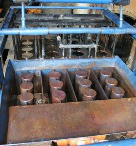 Оборудование для производства усиленного шлакоблок