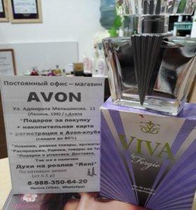 "Редкость! ""VIVA by FERGY"" от Avon"