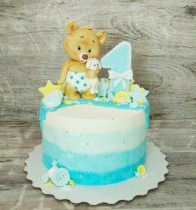 Торт на заказ/Детский торт