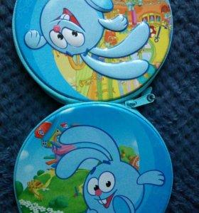 Чехлы для дисков