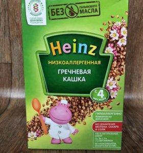 Каша Heinz гречневая