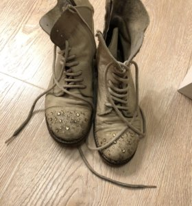 Италия ботинки