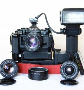 Продам Canon-A1