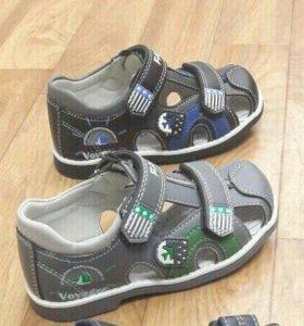 НОВЫЕ сандали, 27 р-р