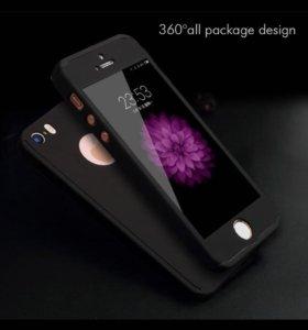 Для iPhone 5,5s,SE ( золотистые и чёрные)