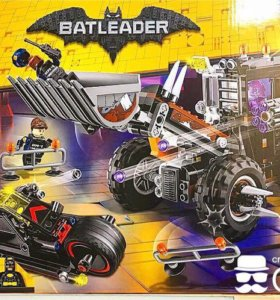 Конструкторы аналоги Лего Бэтмен