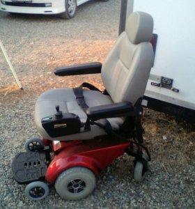 Кресло инвалидное с электроприводом