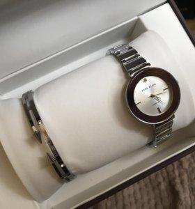 Продам часы с браслетом