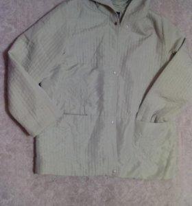 Куртка д/с р.54-56