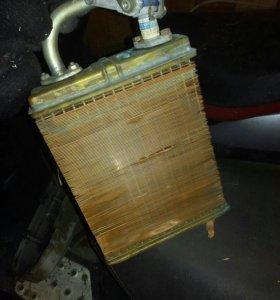 Радиатор отопителя ваз классика