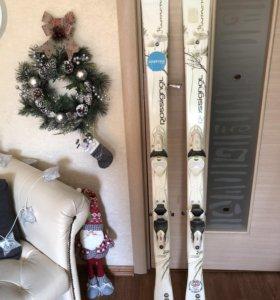 Горные лыжи и крепления Rossignol