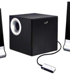Аккустика домашняя Genius SW-Flat 2.1 1250
