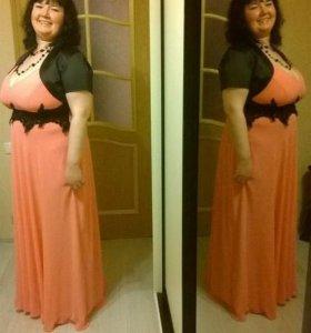 Платье вечернее празднечное