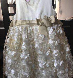 Нарядное платье Bonnie Baby