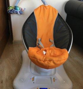 Детское кресло-качель MamaRoo