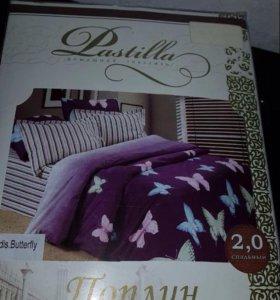 Постельное белье 2х спальное