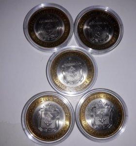 10 рублей Ненецкий АО