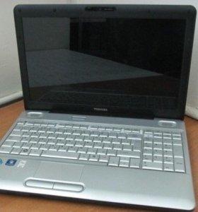 Toshiba L500 на разбор