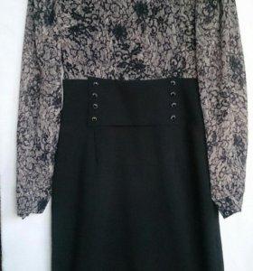 Платье Офисный стиль Турция 44-46