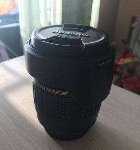 Объектив Tamron 17-50mm в идеальном состоянии