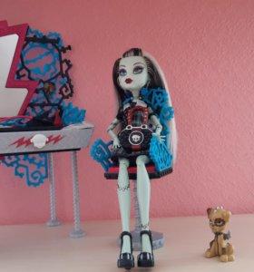 Кукла Monster High Frankie Stein. 2 волна.