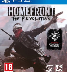 Homefront: The revolution (PS4)