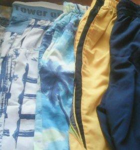 Детские шорты, рубашки