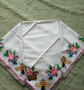 Шёлковый платок GUCCI