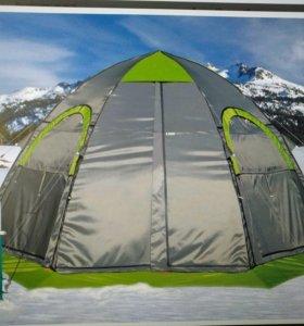 Двухслойная палатка ЛОТОС 5 Спорт Универсал Т