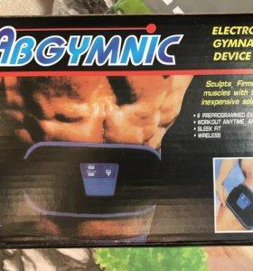 Ab gymnic пояс для похудения