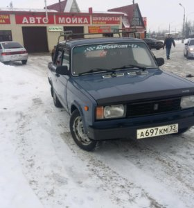 ВАЗ (Lada) 2105, 2007